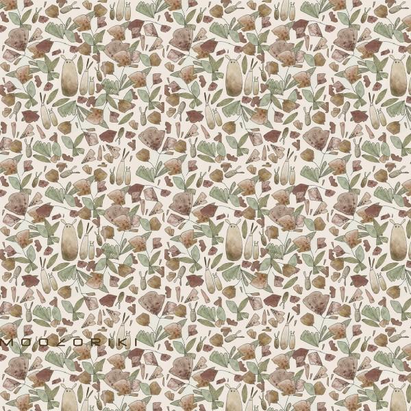 Fabrics/Floral/Flowery Friends Bild 1