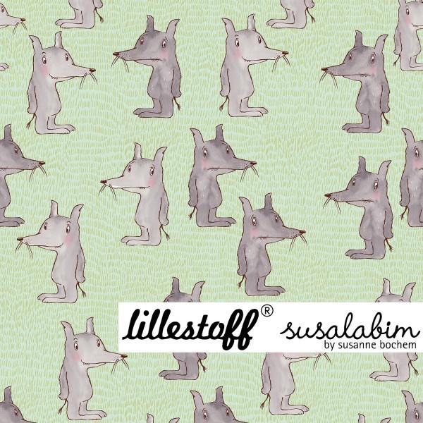 Fabrics/Designers/SUSAlabim/Wolfi Bild 1