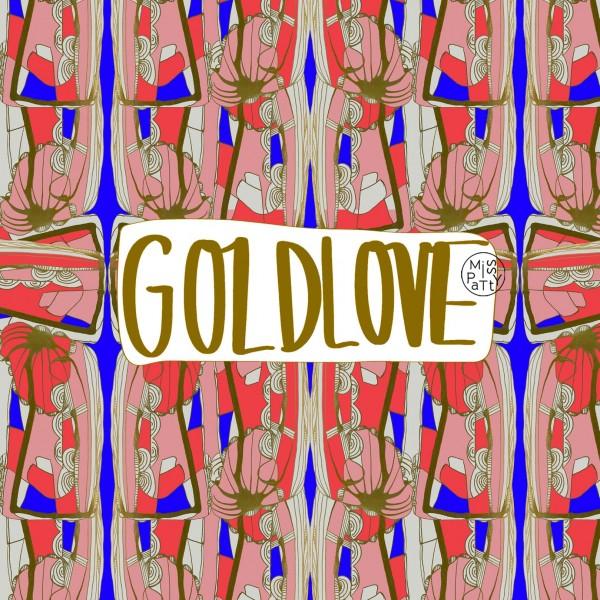 Stoffe/Designer/Miss Patty/Goldlove Bild 1