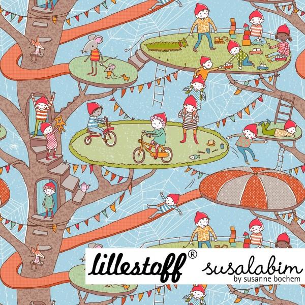 Stoffe/Designer/SUSAlabim/Wichtel Abenteuerspielplatz Bild 1