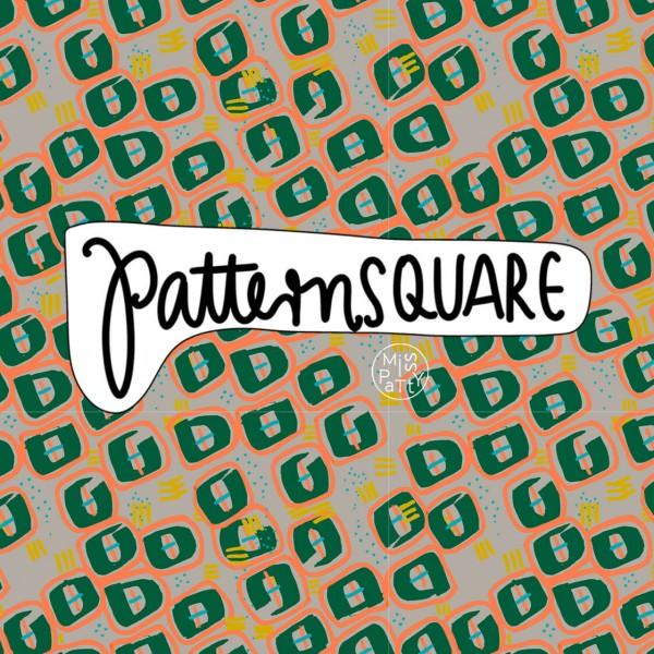 Stoffe/Grafisch/Patternsquare Bild 1