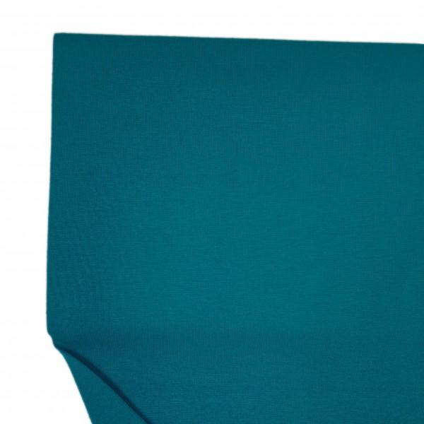 Fabrics/Basics/Solid Cuffs/Schlauchbd., petrol, glatt Bild 1