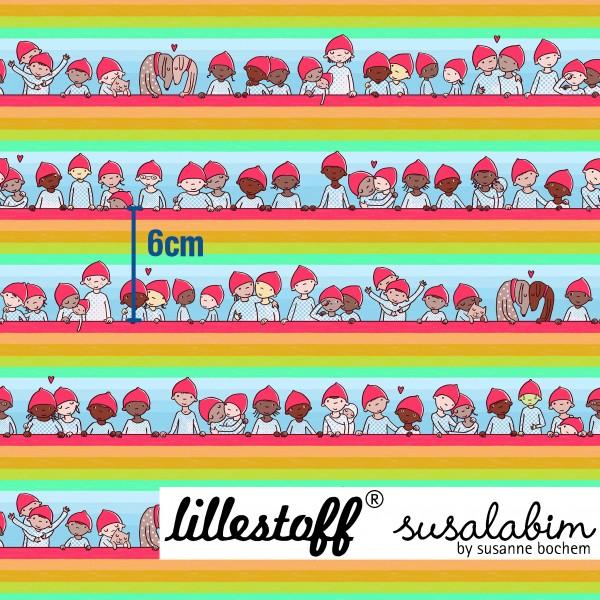 Fabrics/Designers/SUSAlabim/Susalabims Wichtelfreunde Bild 1