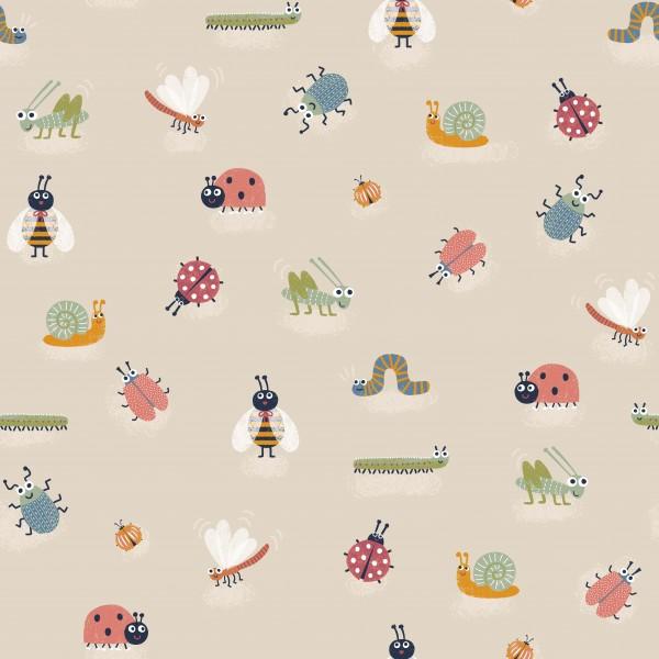 Stoffe/Tiere/Little Bugs Bild 1