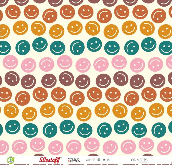 Stoffe/Designer/et voilà/Smile Smileys Bild 1