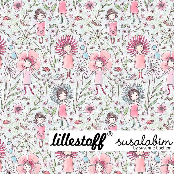 Stoffe/Designer/SUSAlabim/Susalabims Blumenmädchen Bild 1