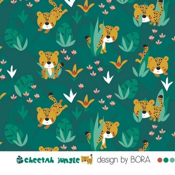 Stoffe/Designer/BORA/Cheetah Jungle Bild 1