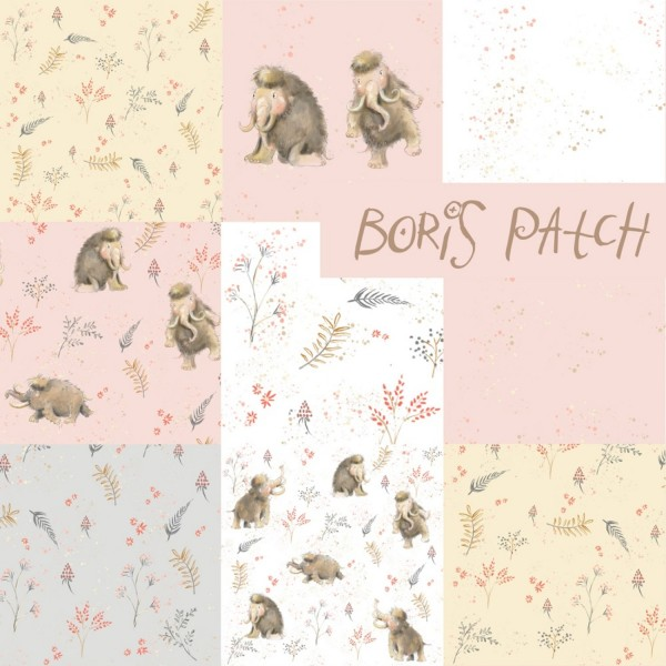 Fabrics/Designers/Tante Gisi/Borispatch Bild 1