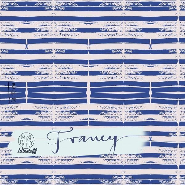 Stoffe/Designer/Miss Patty/Francy blue Bild 1