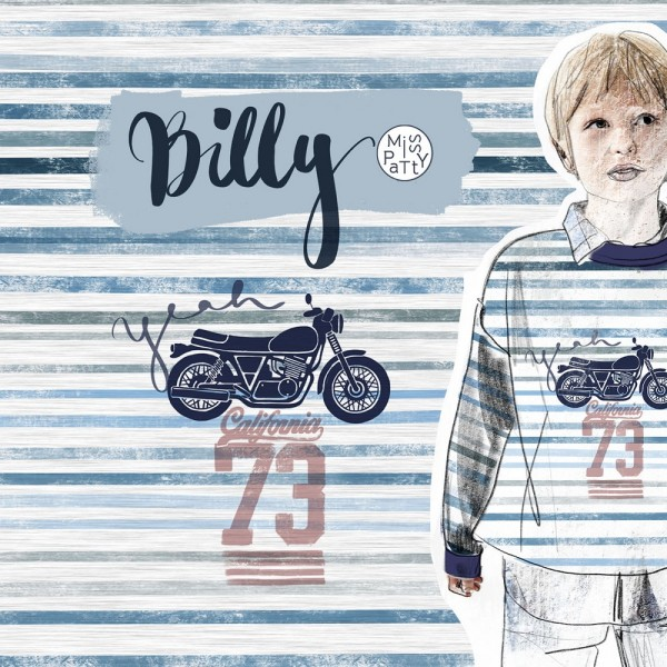 Fabrics/Designers/Miss Patty/Billy Bild 1