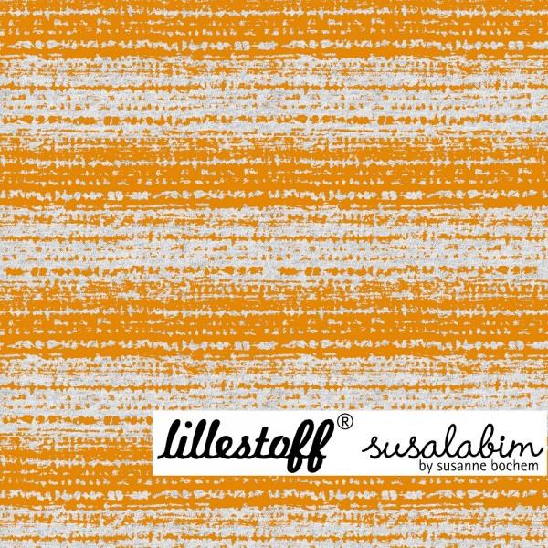 Stoffe/Designer/SUSAlabim/Blockstreifen senfgrau brüchig meliert Bild 1