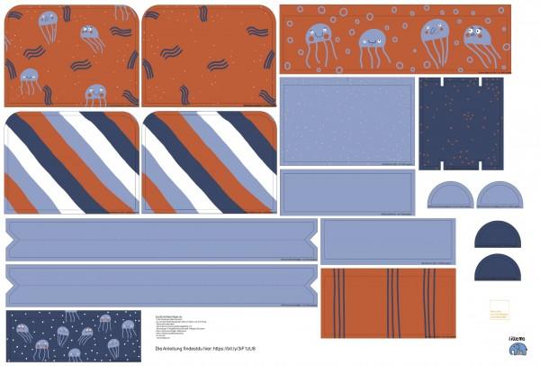 Stoffe/Designer/Lillemo/Quallinski Rucksack Bild 1