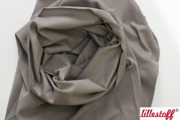 Fabrics/Basics/Solid Cuffs/Schlauchbd., taupe, glatt Bild 1