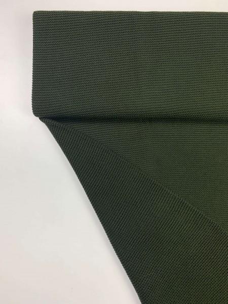 Fabrics/Basics/Solid Knit/Linksstrick, armeegrün Bild 1