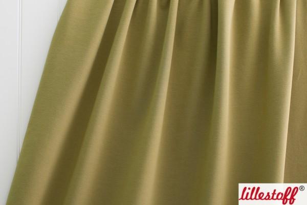 Fabrics/Basics/Solid Sweat/Summersweat, moosgrün Bild 1