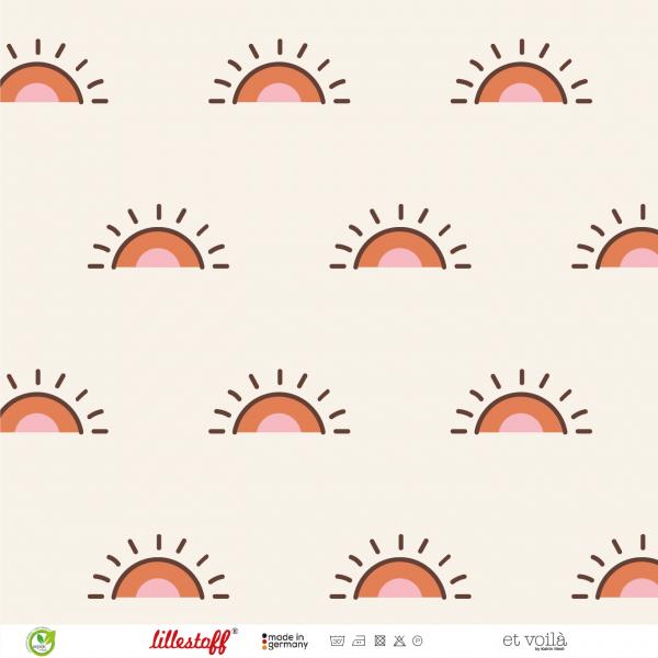 Stoffe/Designer/et voilà/Retrosummer Sunset Bild 1