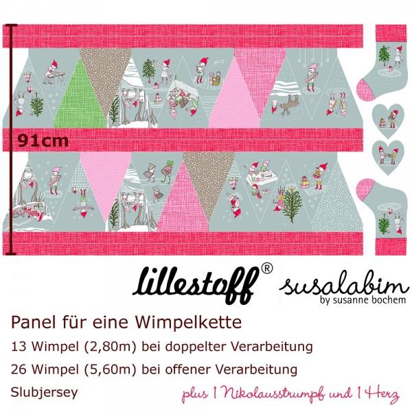 Sale/2. Wahl/Wichtelwimpel, Slubjersey, 2. Wahl Bild 1