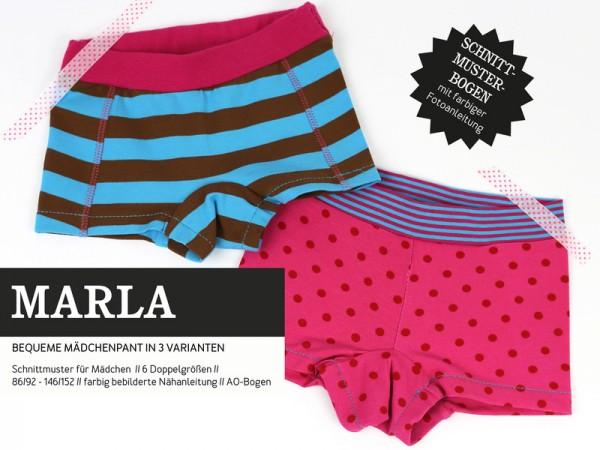 Pattern/STUDIO SCHNITTREIF/Studio Schnittreif - Schnittmuster FrauMARLA Damenpants Bild 1