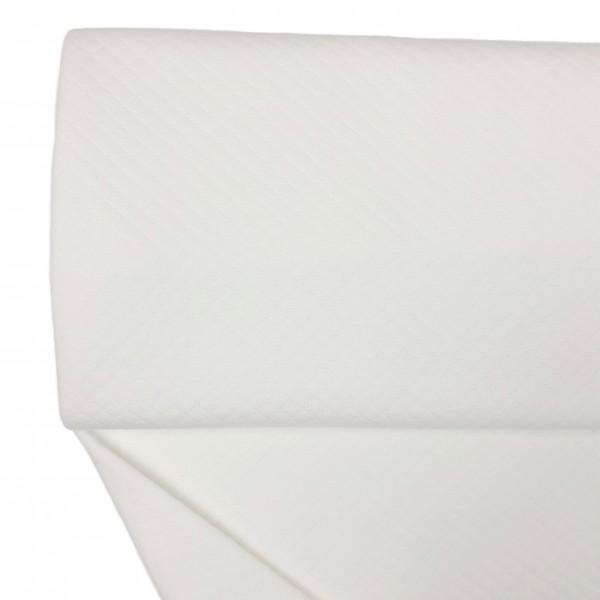 Stoffe/Basics/Stepper Uni/Leichter Baumwollstepper, weiß Bild 1