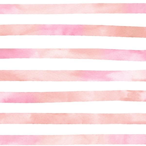 Fabrics/Graphics/Aquarellringel, pink Bild 1