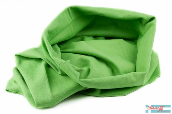 Fabrics/Basics/Solid Cuffs/Schlauchbd., kiwi, glatt Bild 1