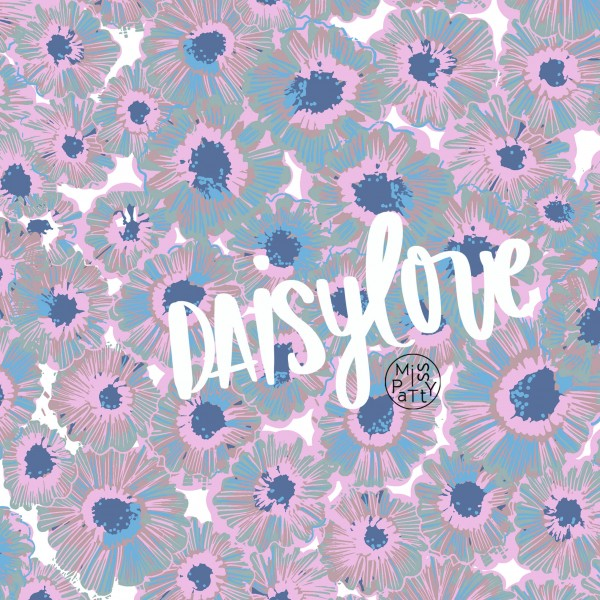 Fabrics/Designers/Miss Patty/Daisylove Bild 1