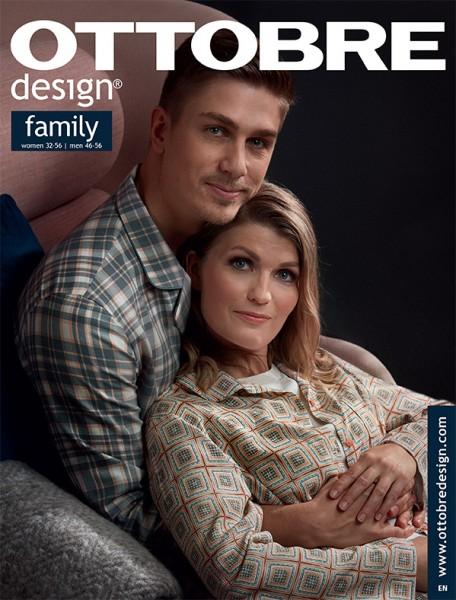 Schnittmuster/Bücher und Zeitschriften/07/2018 OTTOBRE design®, Family Bild 1