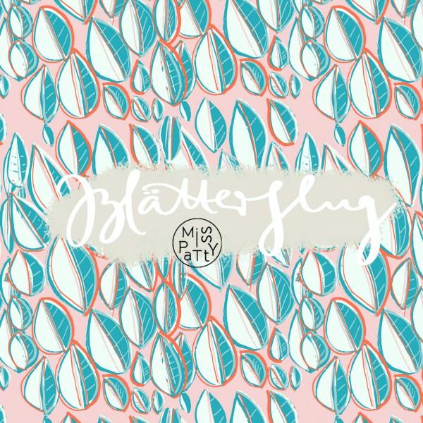 Stoffe/Designer/Miss Patty/Blätterflug Bild 1