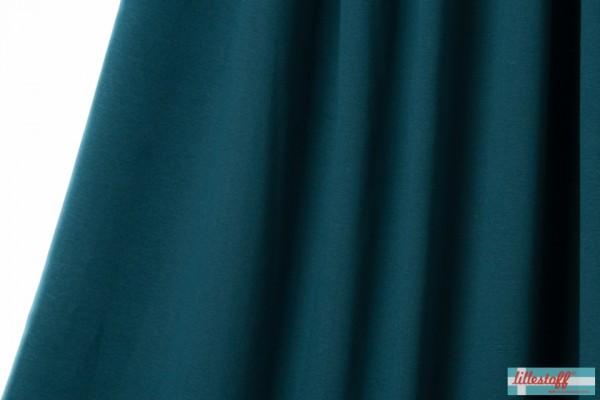 Fabrics/Basics/Solid Jacquard/Uni Jacquard, rauchblau Bild 1