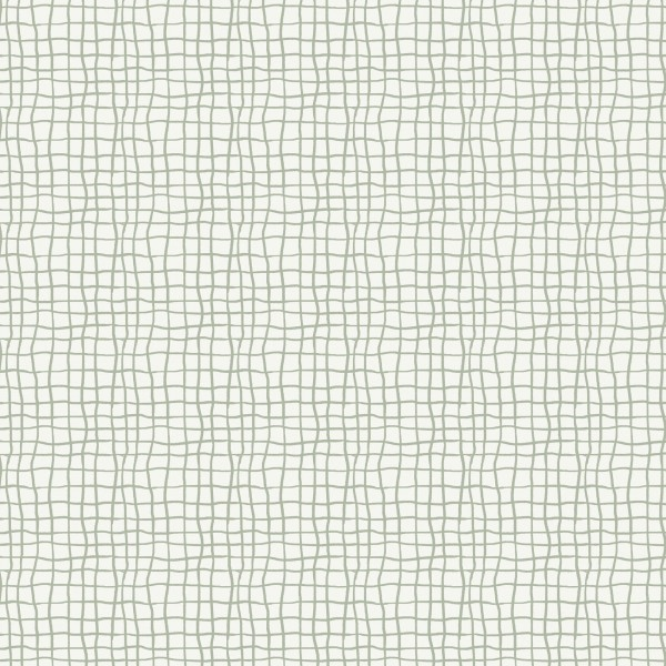 Fabrics/Designers/Enemenemeins/Monstera Grid, swamp Bild 1