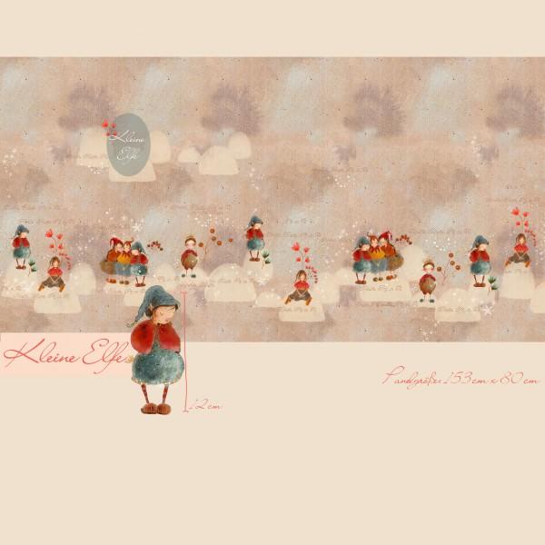 Fabrics/Designers/Tante Gisi/kleine Elfe Bild 1