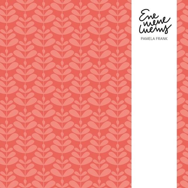 Fabrics/Designers/Enemenemeins/Charlotta coral Bild 1