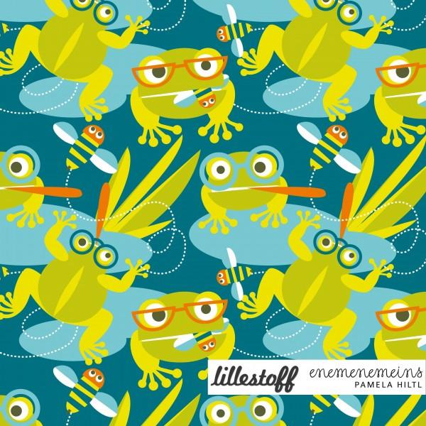 Stoffe/Designer/Enemenemeins/Jack & Frogfriends Bild 1