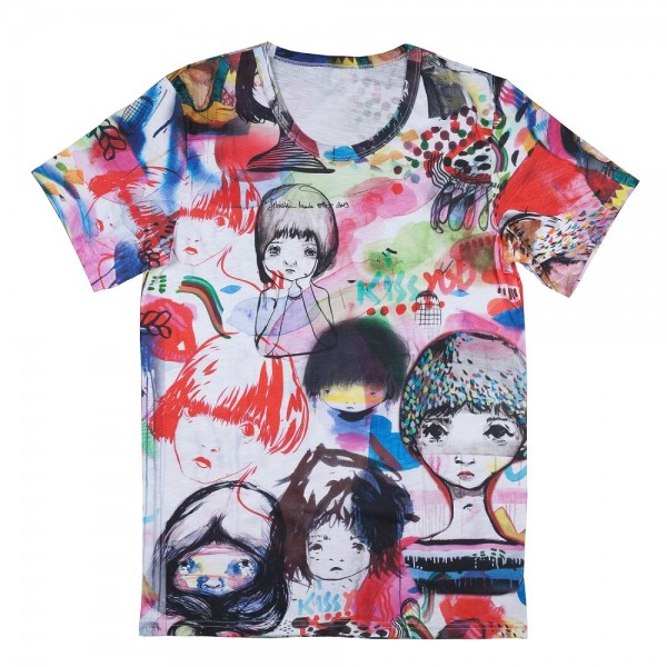 Stoffe/Designer/Sebastian Maria Otto/Tuella, Herren T-Shirt, Größe S, Slubjersey Bild 1
