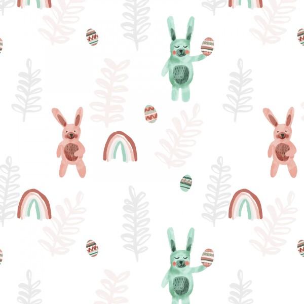 Fabrics/Designers/Enemenemeins/Bunny Love Bild 1