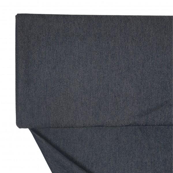 Fabrics/Basics/Solid Jeans/Summerjeans, marine Bild 1