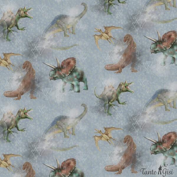 Stoffe/Designer/Tante Gisi/Dino Modern Bild 1