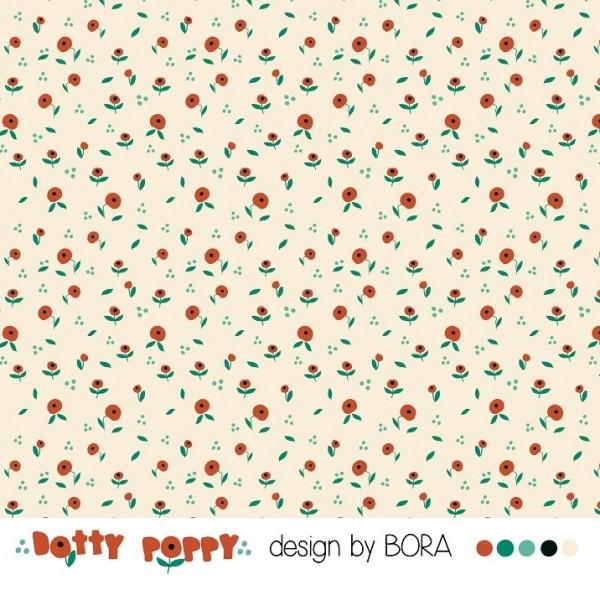 Stoffe/Designer/BORA/Dotty Poppys Bild 1