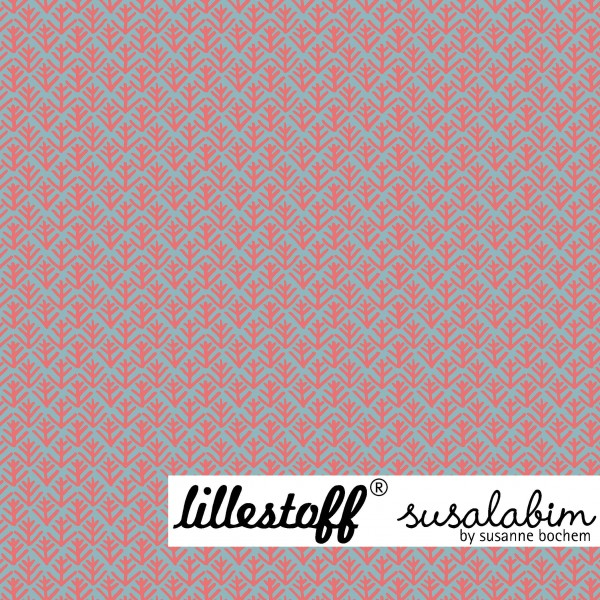Fabrics/Designers/SUSAlabim/blaurot, Susalabims Basicbäumchen Bild 1