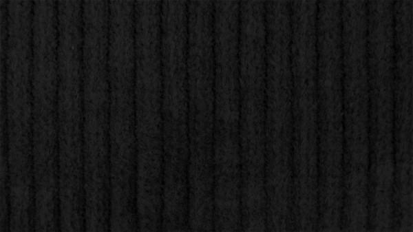 Stoffe/Basics/Cord Uni/Breitcord, schwarz Bild 1