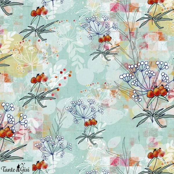 Fabrics/Designers/Tante Gisi/Novembermorgen Bild 1