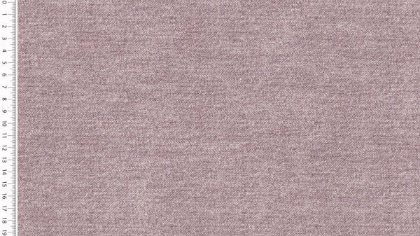 Stoffe/Basics/Jersey Uni/Jeansoptik Jersey, rosa, neu Bild 1