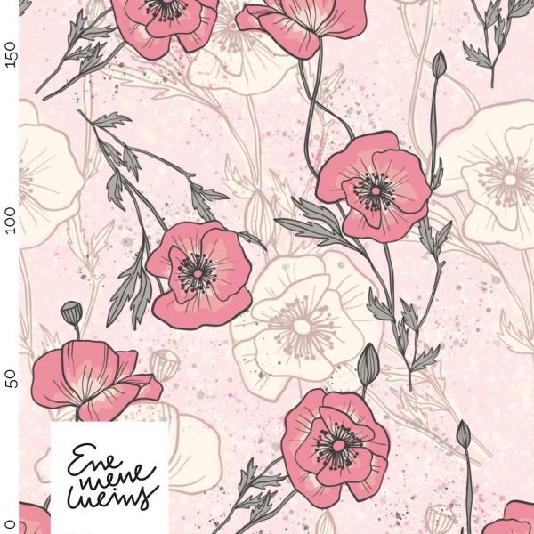 Fabrics/Designers/Enemenemeins/LillePoppy Bild 1
