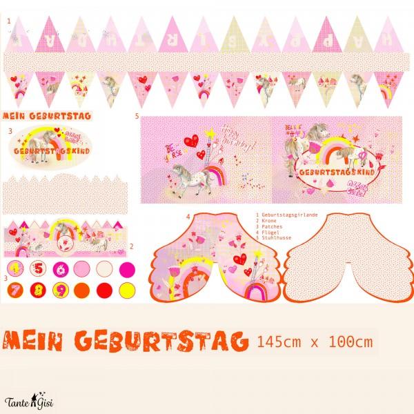 Stoffe/Designer/Tante Gisi/Mein Geburtstag Bild 1