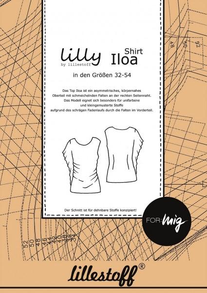 Schnittmuster/lillestoff/Schnittmuster Shirt ILOA Bild 1