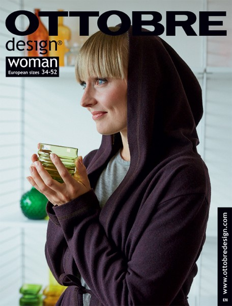 Pattern/Books and magazines/05/2018 OTTOBRE design®, Woman Herbst/Winter Bild 1