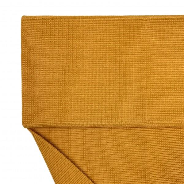 Fabrics/Basics/Solid Waffle/Softwaffle, mustard Bild 1