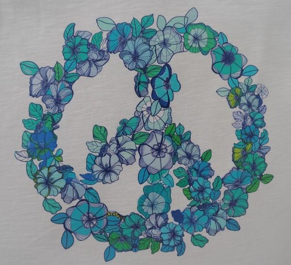 Fabrics/Designers/Miss Patty/Sommerkleid Grace blau meliert Bild 1