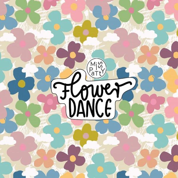 Fabrics/Designers/Miss Patty/Flowerdance Bild 1