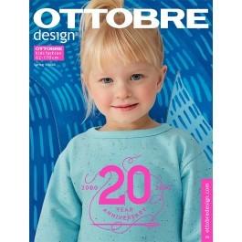 Schnittmuster/Bücher und Zeitschriften/01/2020 OTTOBRE design®, Kids Frühling Bild 1